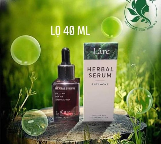 Lare HERBAL SERUM